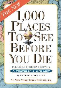 Book Review: 1,000 Places to See Before You Die (Second Edition)