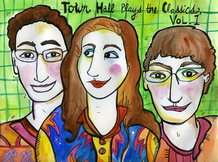 Town Hall: Town Hall Plays the Classics, Vol. 1