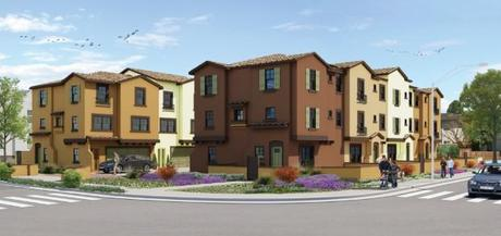 Realistic Apartment Rendering in California
