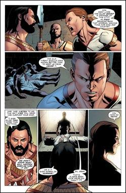 Archer and Armstrong #1 preview 2