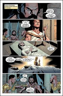 Archer and Armstrong #1 preview 1