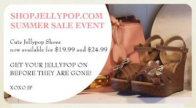 Jellypop Summer Shoe Sale