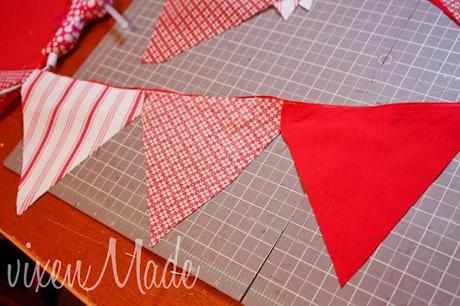 Canada Day Bunting
