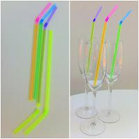 Party Trick: Two-Tone Straws