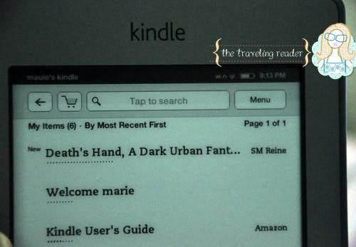 Review: Kindle Touch (Part 2)