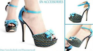 Exclusive High Heel Shoes Collection 2012 By SN Accessories