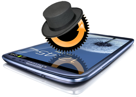 Flash ClockworkMod Touch Recovery On Galaxy S III GT-i9300