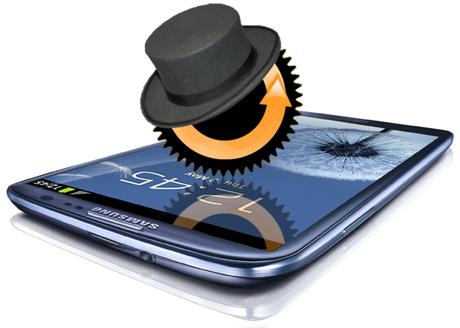 flash clockworkmod touch recovery on galaxy s L C17sXI ROOT e Recovery Custom su Galaxy S4: ecco una guida alternativa per ottenerli