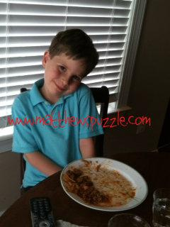 Help for a Picky Eater