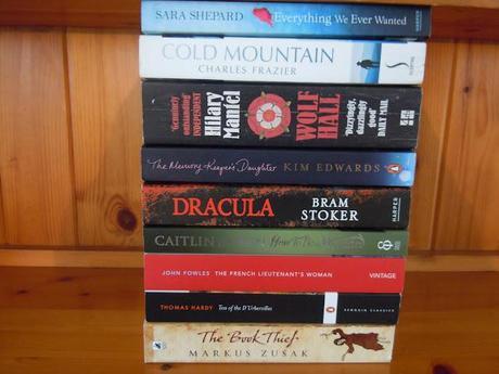 Eight Books, Eight Weeks