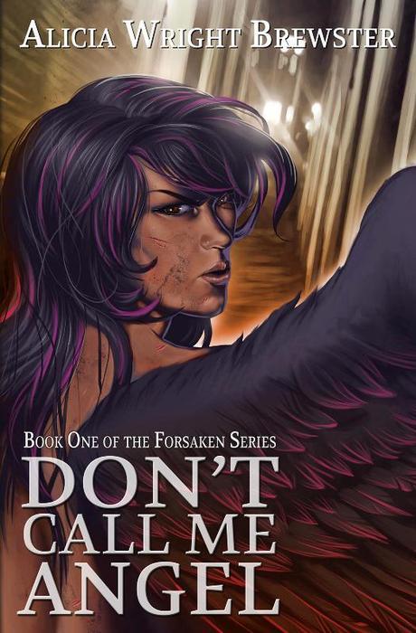 Book Spotlight: Don't Call Me Angel