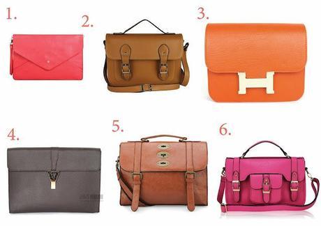 An eBay Bag Wishlist