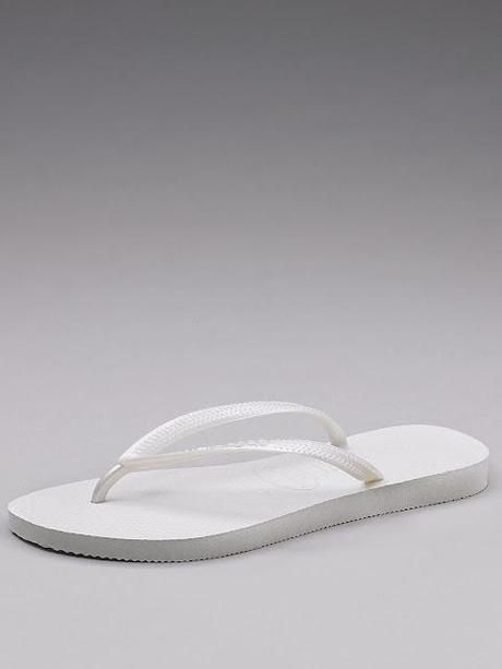 Flip flops: dress them up or dress them down