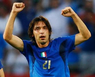 Top five penalties of all-time including Andrea Pirlo's sumptious Euro 2012 'Panenka'