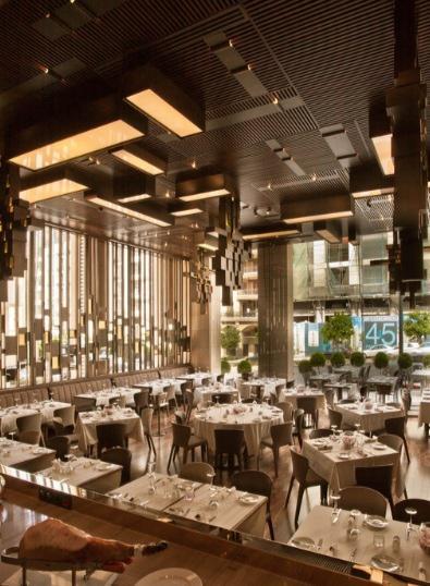 Cocteau lebanon enters the international restaurant bar