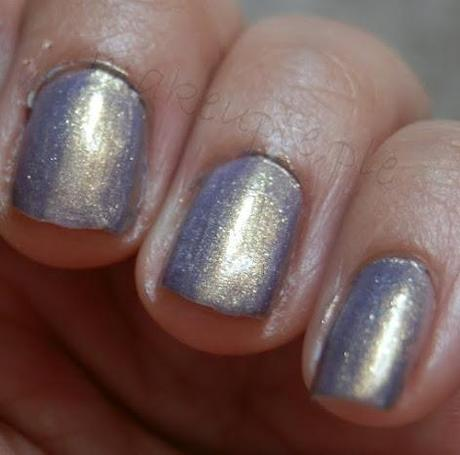 Swatches: Nail Polish: Nail Polish Collections: M&S;: Mark&Spencer;:Marks&Spencer; Limited Collection Liliac Nail Polish Swatches