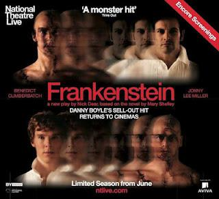 Frankenstein- National Theatre UK production