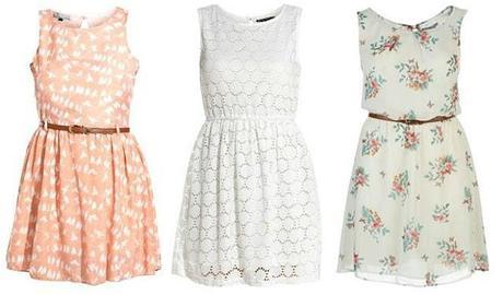 My Summer Dress Picks - New Look - Paperblog