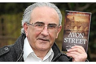 AUTHOR GUEST POST - PAUL EMANUELLI, AVON STREET  A TALE OF MURDER IN VICTORIAN BATH