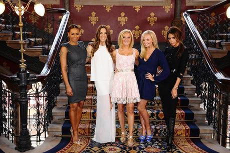 The Spice Girls...Musical?