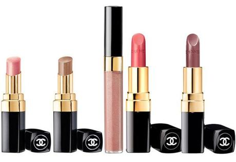 Upcoming Collections: Makeup Collections: Chanel : Chanel Les Essentiels de Chanel Collection For Fall 2012