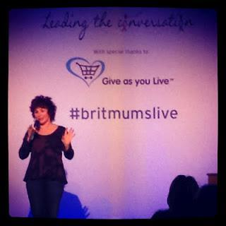 BritMums Live! - My Experience, Ruby Wax