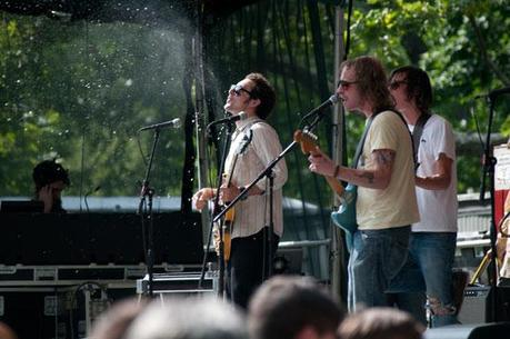 Diamond Rugs 11 ALABAMA SHAKES PLAYED CENTRAL PARK [PHOTOS]