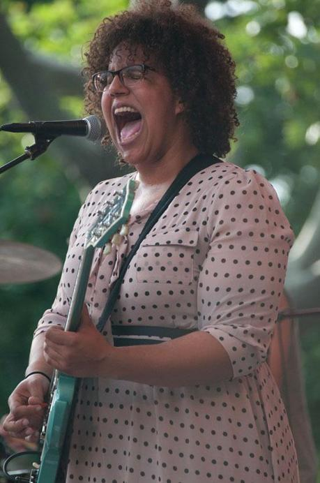 Alabama Shakes 111 ALABAMA SHAKES PLAYED CENTRAL PARK [PHOTOS]