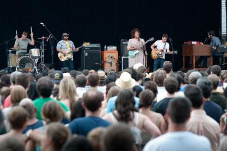 Alabama Shakes 6 ALABAMA SHAKES PLAYED CENTRAL PARK [PHOTOS]