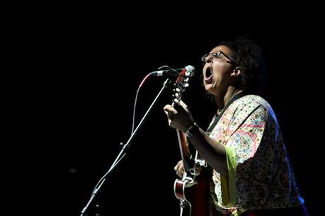 Alabama Shakes 4 ALABAMA SHAKES PLAYED CENTRAL PARK [PHOTOS]