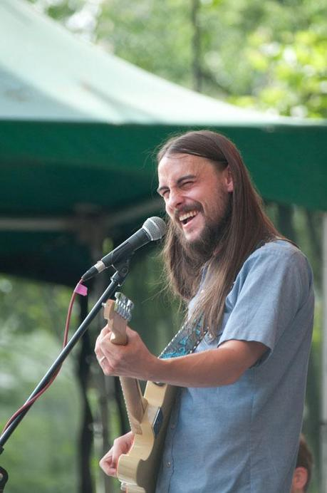 Robert Ellis 4 ALABAMA SHAKES PLAYED CENTRAL PARK [PHOTOS]
