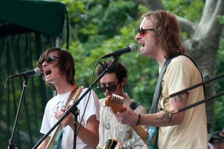 Diamond Rugs 14 ALABAMA SHAKES PLAYED CENTRAL PARK [PHOTOS]