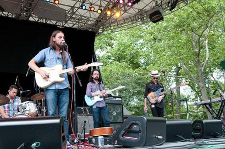 Robert Ellis 2 ALABAMA SHAKES PLAYED CENTRAL PARK [PHOTOS]