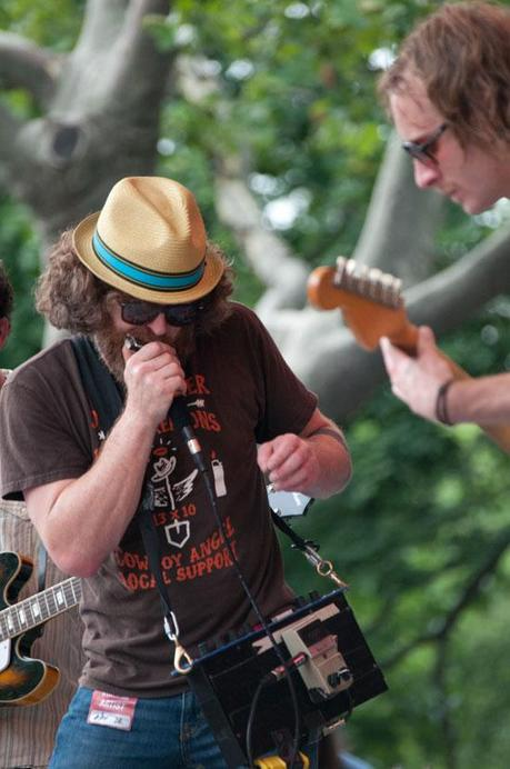 Diamond Rugs 12 ALABAMA SHAKES PLAYED CENTRAL PARK [PHOTOS]