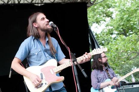 Robert Ellis 3 ALABAMA SHAKES PLAYED CENTRAL PARK [PHOTOS]