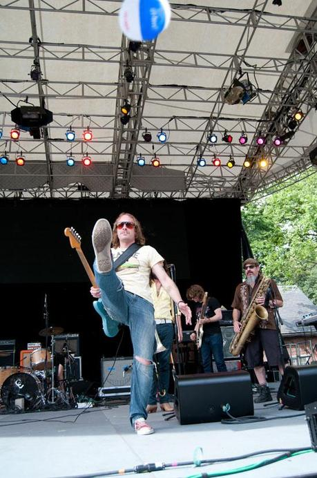 Diamond Rugs 1 ALABAMA SHAKES PLAYED CENTRAL PARK [PHOTOS]