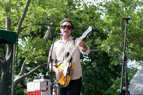 Diamond Rugs 3 ALABAMA SHAKES PLAYED CENTRAL PARK [PHOTOS]