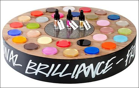 Upcoming Collections: Makeup Collections: Lush: Lush Emotional Brilliance Colour Collection