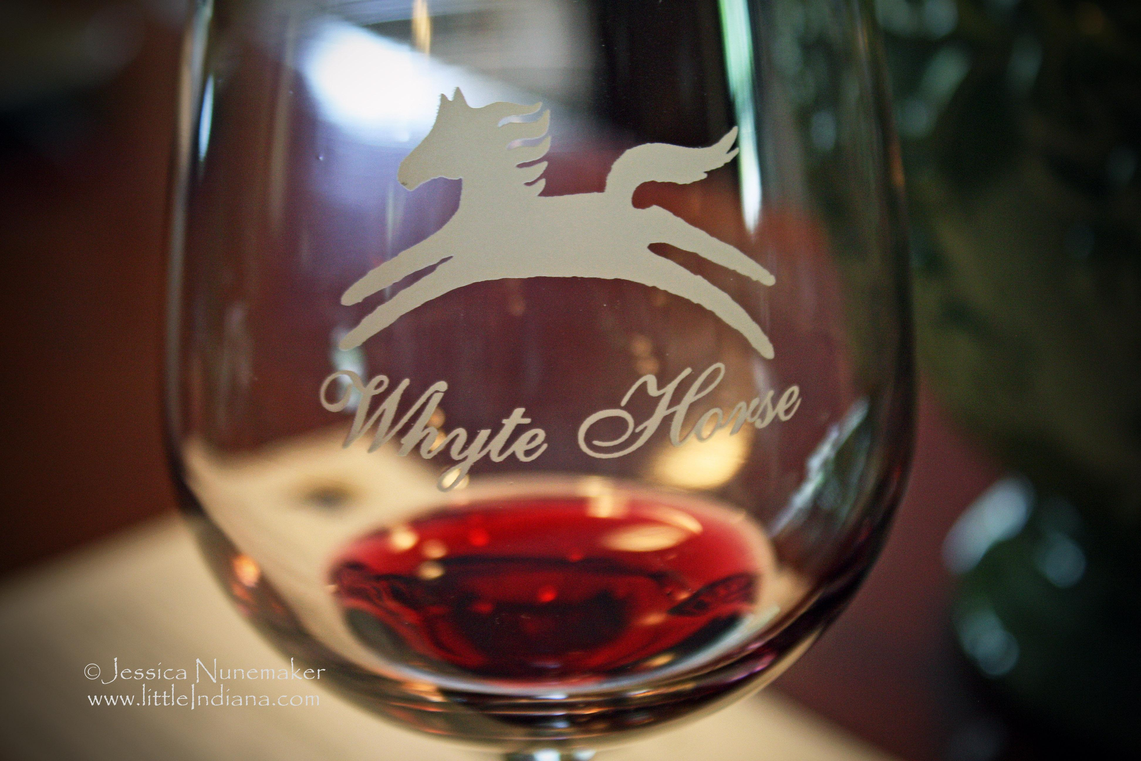 Whyte Horse Winery: Monticello, Indiana