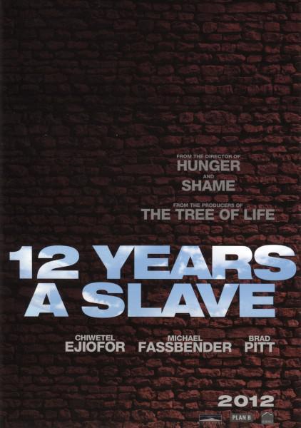 Steve McQueen's 'Twelve Years a Slave' Casting Update