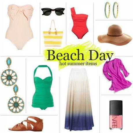 Untitled 1Beach Day: Cool Off in Summer Styles