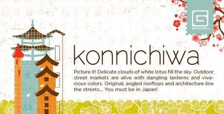 Basic Grey : Konnichiwa