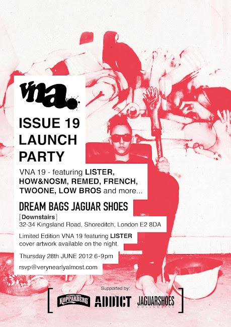 VNA Magazine Launch Party