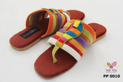 Purple Patch New Shoes Collection For Eid Summer 2012