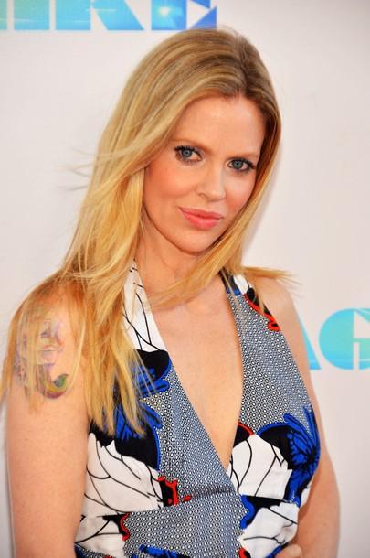 Kristin Bauer at 'Magic Mike' Premiere talks True Blood and Elephants