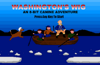 S&S; Review: Washington's Wig