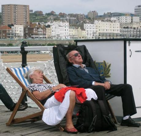 Brighton And Its Sleeping Beauties