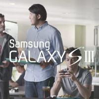 Galaxy S III ads