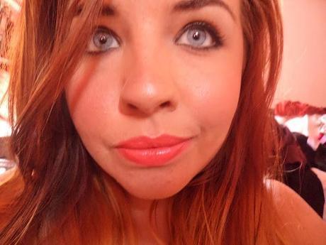 FOTD - Tangerine Lips