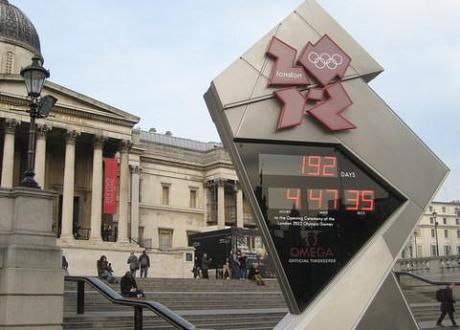 Countdown to the Olympics